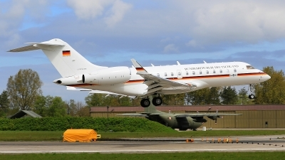 Photo ID 193910 by Werner P. Germany Air Force Bombardier BD 700 1A11 Global 5000, 14 01