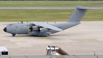 Photo ID 193935 by Günther Feniuk. UK Air Force Airbus Atlas C1 A400M, ZM404