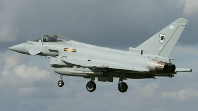 Photo ID 23033 by Rich Pittman. UK Air Force Eurofighter EF 2000 Typhoon FGR4, ZJ939