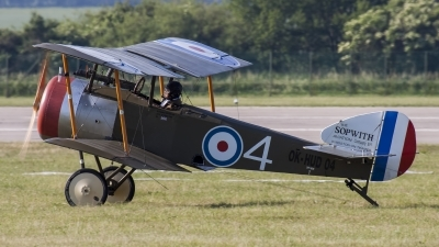 Photo ID 205325 by Gyula Rácz. Private Private Sopwith Camel F 1 Replica, OK HUD