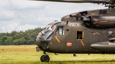 Photo ID 194229 by Lukas Könnig. Germany Air Force Sikorsky CH 53GS S 65, 84 91
