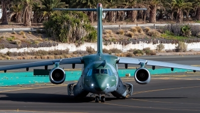 Photo ID 194340 by Pedro Castellano García. Brazil Air Force Embraer KC 390, PT ZNJ