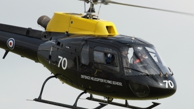 Photo ID 23185 by Stuart Thurtle. UK Air Force Aerospatiale AS 350B Squirrel HT1, ZJ270