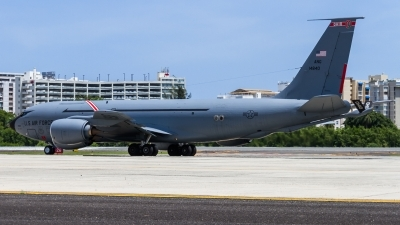 Photo ID 195126 by Hector Rivera - Puerto Rico Spotter. USA Air Force Boeing KC 135R Stratotanker 717 100, 61 4840