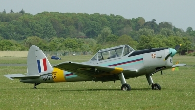 Photo ID 2520 by Michael Baldock. Private Private De Havilland Canada DHC 1 Chipmunk T10, G AOSK