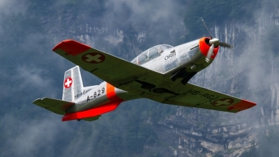 Photo ID 194776 by Agata Maria Weksej. Private P 3 Flyers Pilatus P 3 05, HB RCJ