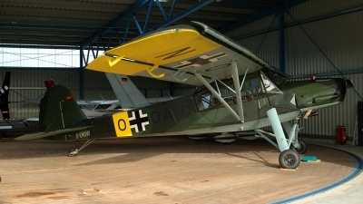 Photo ID 197307 by Michael Frische. Private Private Fieseler Fi 156C 7 Storch, D ENOW
