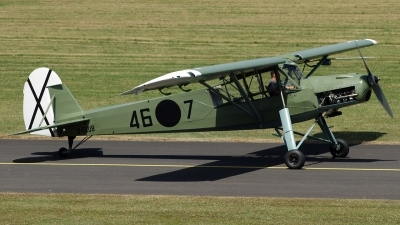 Photo ID 197306 by Michael Frische. Private Private Fieseler Fi 156C 7 Storch, D EXUB