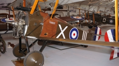 Photo ID 195015 by rinze de vries. UK Air Force Sopwith Camel F 1 Replica, G BZSC