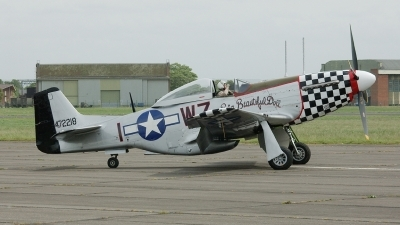 Photo ID 2522 by Michael Baldock. Private Private North American P 51D Mustang, G HAEC