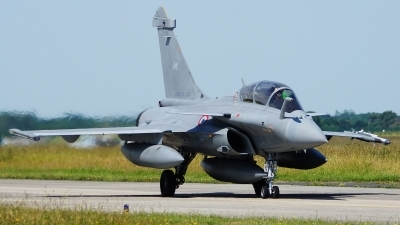 Photo ID 194976 by Lukas Kinneswenger. France Air Force Dassault Rafale B, 306