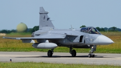 Photo ID 194958 by Lukas Kinneswenger. Czech Republic Air Force Saab JAS 39C Gripen, 9236