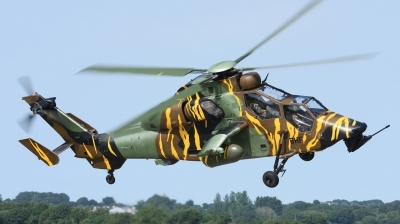 Photo ID 195191 by Mike Hopwood. France Army Eurocopter EC 665 Tiger HAP, 2018