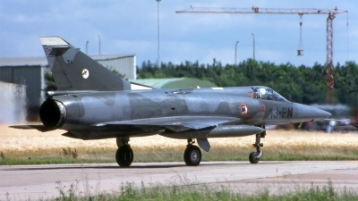Photo ID 195315 by Marc van Zon. France Air Force Dassault Mirage 5F, 36