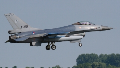 Photo ID 195799 by Rainer Mueller. Netherlands Air Force General Dynamics F 16AM Fighting Falcon, J 201