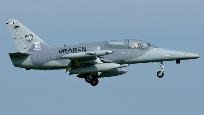 Photo ID 196148 by Klemens Hoevel. Company Owned Draken International Aero L 159E ALCA, N262EM