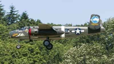 Photo ID 196639 by Aaron C. Rhodes. Private Collings Foundation North American B 25J Mitchell, NL3476G