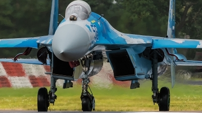 Photo ID 196197 by Alex van Noye. Ukraine Air Force Sukhoi Su 27S,