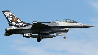 Photo ID 196201 by kristof stuer. Belgium Air Force General Dynamics F 16BM Fighting Falcon, FB 24