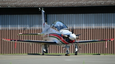 Photo ID 196192 by Sven Zimmermann. Company Owned Pilatus Pilatus PC 21, HB HXC