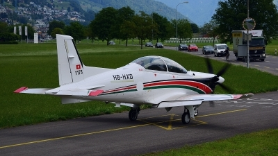 Photo ID 196193 by Sven Zimmermann. Company Owned Pilatus Pilatus PC 21, HB HXD