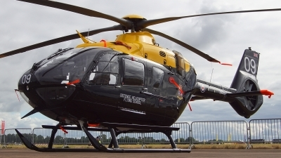 Photo ID 196404 by Lukas Kinneswenger. UK Air Force Eurocopter EC 135T3, ZM509