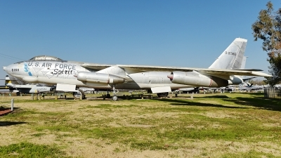 Photo ID 196773 by W.A.Kazior. USA Air Force Boeing B 47E Stratojet, 52 0166