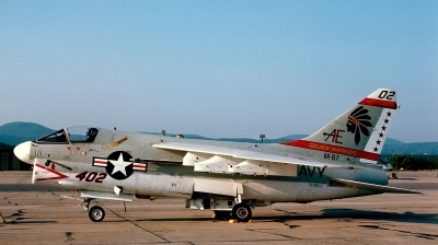 Photo ID 196789 by Alex Staruszkiewicz. USA Navy LTV Aerospace A 7E Corsair II, 159657