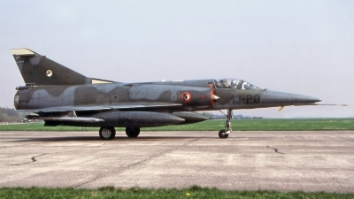 Photo ID 196949 by Marc van Zon. France Air Force Dassault Mirage 5F, 53