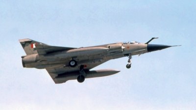 Photo ID 197016 by Marc van Zon. Peru Air Force Dassault Mirage 5P4, 110