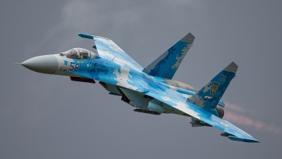 Photo ID 197013 by Rich Bedford - SRAviation. Ukraine Air Force Sukhoi Su 27P1M,