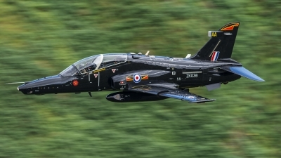 Photo ID 196994 by Paul Massey. UK Air Force BAE Systems Hawk T 2, ZK036