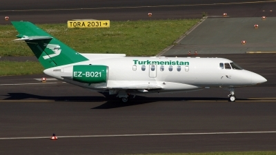 Photo ID 197114 by Michael Frische. Turkmenistan Turkmenistan Government British Aerospace BAe 125 1000B, EZ B021