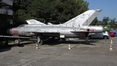 Photo ID 197093 by Carl Brent. Poland Air Force Mikoyan Gurevich MiG 21PF, 2009