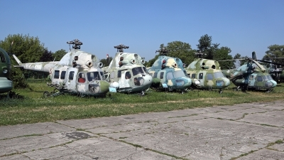 Photo ID 197122 by Carl Brent. Poland Air Force Mil Mi 2URP G, 4316