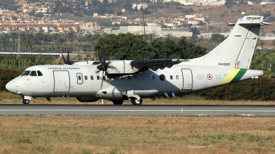 Photo ID 197171 by Jose Antonio Ruiz. Italy Guardia di Finanza ATR ATR 42 400MP Surveyor, MM62165