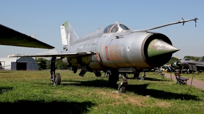 Photo ID 197189 by Carl Brent. Poland Air Force Mikoyan Gurevich MiG 21M, 2003