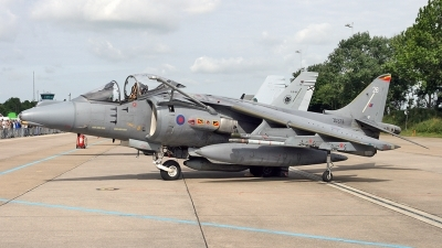 Photo ID 23447 by Johannes Berger. UK Air Force British Aerospace Harrier GR7, ZD378