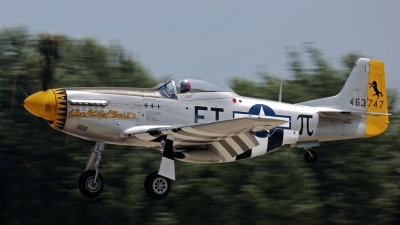 Photo ID 197534 by David F. Brown. Private Southern Heritage Air LLC North American P 51D Mustang, N251CS