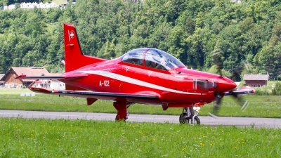 Photo ID 198667 by Agata Maria Weksej. Switzerland Air Force Pilatus PC 21, A 102