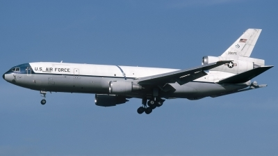 Photo ID 197651 by Hans-Werner Klein. USA Air Force McDonnell Douglas KC 10A Extender DC 10 30CF, 83 0075