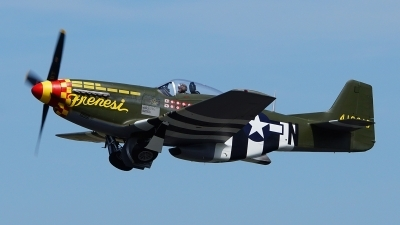 Photo ID 197751 by Lukas Kinneswenger. Private Private North American F 6K Mustang, N357FG