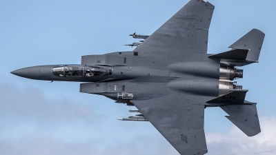 Photo ID 197896 by Rich Bedford - SRAviation. USA Air Force McDonnell Douglas F 15E Strike Eagle, 97 0220