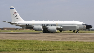 Photo ID 198069 by David Schmidt. USA Air Force Boeing RC 135W Rivet Joint 717 158, 62 4138