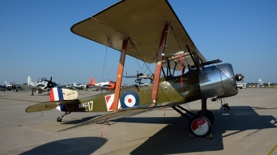 Photo ID 198185 by Rod Dermo. Private Great War Flying Museum Sopwith 1A 2 1 5 Strutter Replica, C FSOP