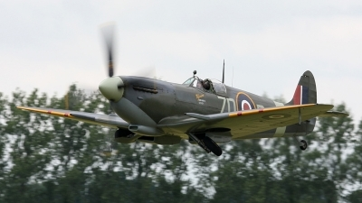 Photo ID 23566 by Tim Spicer. Private Private Supermarine 361 Spitfire LF9B, G ASJV