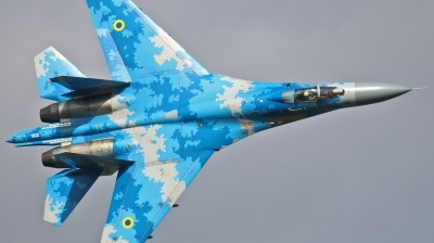 Photo ID 198611 by Jan Suchanek. Ukraine Air Force Sukhoi Su 27P,