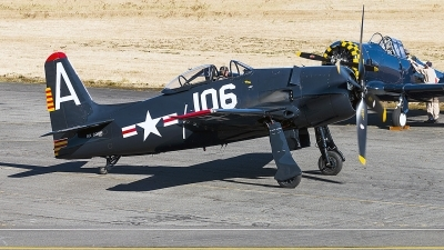 Photo ID 198678 by Aaron C. Rhodes. Private Heritage Flight Museum Grumman F8F 2 Bearcat, NX800H