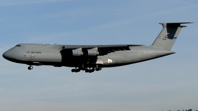 Photo ID 198676 by Hans-Werner Klein. USA Air Force Lockheed C 5B Galaxy L 500, 87 0042