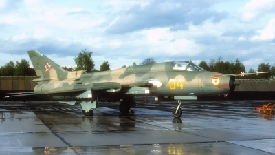 Photo ID 198809 by Rainer Mueller. Russia Air Force Sukhoi Su 17M4 Fitter K,